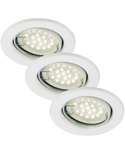 Led alasvalo 3-set, valk