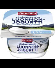 Maustamaton Jogurtti