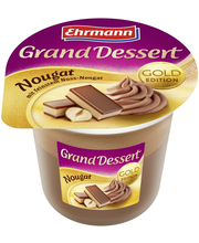 Grand Dessert nougat 190 g