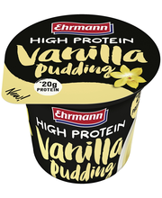 High Protein Pudding vanilja 200 g