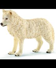 Schleich valkoinen susi