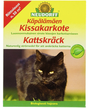 Neudorff 200g Käpälämäen kissakarkote