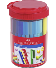 Faber-Castell Connector huopakynät 50 kpl