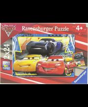 RAVENSBURGER CARS3 2X2...