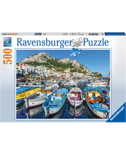 Ravensburger Colorful Marina palapeli, 500 palaa