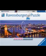 Ravensburger London Panorama palapeli, 1000 palaa
