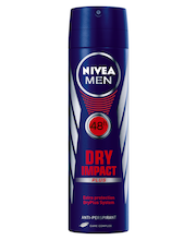 NIVEA MEN 150ml Dry Im...