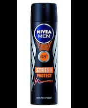 NIVEA MEN 150ml Stress Protect Deo Spray antiperspirantti