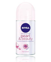 NIVEA 50ml Pearl & Beauty Deo Roll-on antiperspirantti