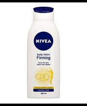NIVEA 400ml Q10 Energy+ Firming Body Lotion kiinteyttävä vartaloemulsio normaalille iholle