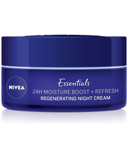 NIVEA 50 ml Daily Essentials Regenerating Night Care yövoide normaalille iholle