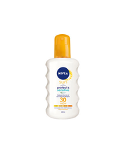 NIVEA SUN 200ml sk30 Protect & Sensitive Sun Spray -aurinkosuojasuihke