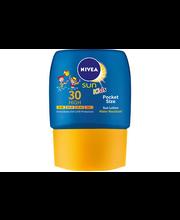 NIVEA SUN Kids 50ml sk30 Pocket Size Sun Lotion -aurinkosuojaemulsio