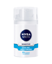 NIVEA MEN 50ml Sensitive Cooling Moisturiser -kasvovoide