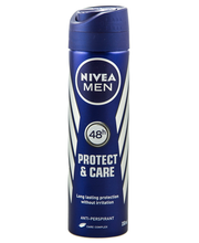 NIVEA MEN 50ml Protect & Care Deo Spray antiperspirantti