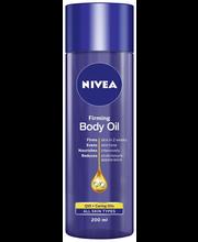 NIVEA 250ml Q10 Firming Body Oil -vartaloöljy