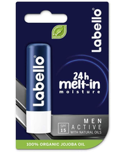 Labello 5,5ml Active For Men SK15 -huulivoide