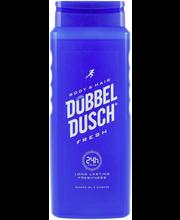 Dobbeldusch 500ml Fresh Shower Gel & Shampoo -suihkusaippua