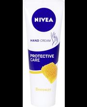 NIVEA 75ml Protective Care Honey Hand Cream -käsivoide
