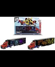 Transformers Optimus Prime Trailer rekka-auto
