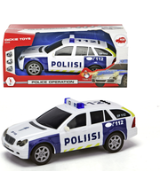 Poliisiauto suomal. 25 cm