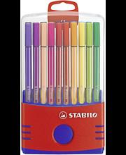 Stabilo Pen 68 Color Parade huopakynäpakkaus 20 väriä