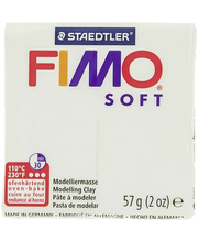 Fimo-Soft Perusväri, Valk