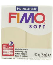 Fimo-Soft Perusväri, Saha