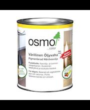 Osmo color värillinen öljyvaha, 3040 kuultava valkoinen 750 ml