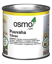 Osmo color puuvaha, 3186 mattalumi 375 ml