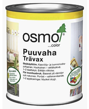 Osmo color puuvaha, 3186 mattalumi 750 ml