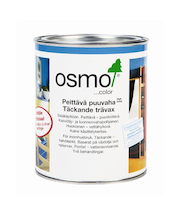 Osmo color puuvaha, 3169 noki 750 ml