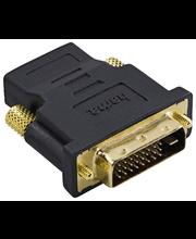 Hama DVI-HDMI sovite kullattu