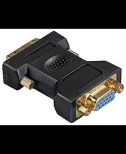 Hama VGA-DVI sovite kullattu