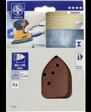 Hiomapaperi 95x135 p120