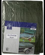 Kevytpeite 3x4m vihreä