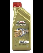 Castrol Edge FST 0W/40 A3/B4 -moottoriöljy