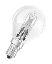 Osram halogen eco superstar 46w 230v e14 mainoslamppu