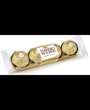 Ferrero Rocher 50g hasselpähkinäsuklaakonvehti 4kpl