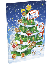 Kinder Mini Mix 152g joulukalenteri