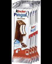 KINDER PINGUÍ SCHOKO 4...