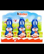 Kinder Easter Bunny 3x...