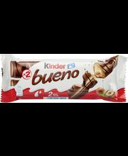 Kinder Bueno 43g maitosuklaapäällysteinen vohveli