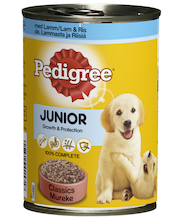 Pedigree 400g junior