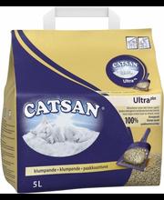 Catsan Ultra 5L paakkuuntuva kissanhiekka