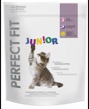 Perfect Fit 750g Junior kanaa kuiva kissanruoka, räätälöityä ravintoa kissanpennuille
