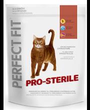 Perfect Fit Pro-Sterile 750g Häränlihaa täysrehua kissoille, räätälöityä ravintoa kastroiduille kissoille