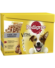 Pedigree 12x100g Murek...
