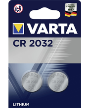 VARTA CR 2032 ELECTRONICS 2pack