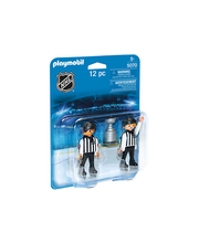 Playmobil NHL™ Referees with Stanley Cup™ erotuomarit